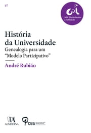 História da Universidade ebook by André Rubião