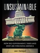 Unsustainable ebook by James MacDougald