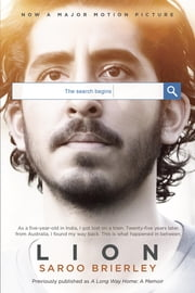 Lion (Movie tie-in edition) ebook by Kobo.Web.Store.Products.Fields.ContributorFieldViewModel
