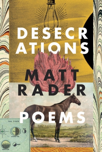 Desecrations ebook by Matt Rader