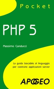 PHP 5 Pocket ebook by Massimo Canducci