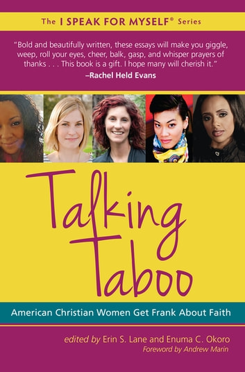 Talking Taboo - American Christian Women Get Frank About Faith ebook by