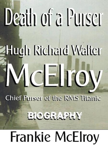 Death of a Purser ebook by Frank McElroy