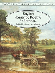 English Romantic Poetry - An Anthology ebook by Stanley Appelbaum