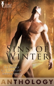 Sins of Winter ebook by A.J. Llewellyn,D.J. Manly