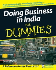 Doing Business in India For Dummies ebook by Ranjini Manian