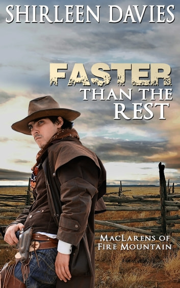 Faster Than The Rest ebook by Shirleen Davies