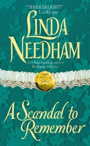 A Scandal to Remember ebook by Linda Needham