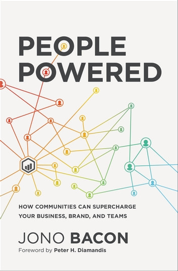 People Powered - How Communities Can Supercharge Your Business, Brand, and Teams ebook by Jono Bacon