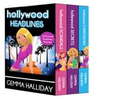 Hollywood Headlines Mysteries Boxed Set ebook by Gemma Halliday