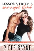 Lessons from a One-Night Stand ebook by
