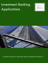 Investment Banking Applications ebook by
