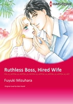 RUTHLESS BOSS, HIRED WIFE, Harlequin Comics