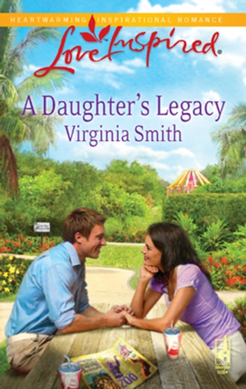 A Daughter's Legacy ebook by Virginia Smith