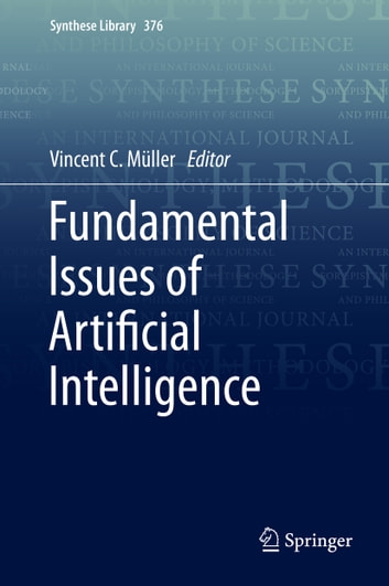 Fundamental Issues of Artificial Intelligence ebook by