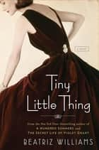 Tiny Little Thing ebook by Beatriz Williams