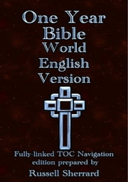 One Year Bible World English Version ebook by Russell Sherrard