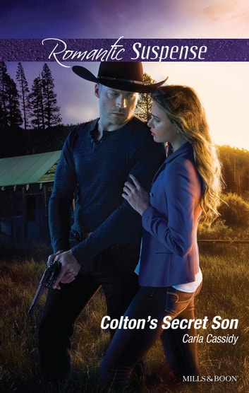 Colton's Secret Son ebook by Carla Cassidy