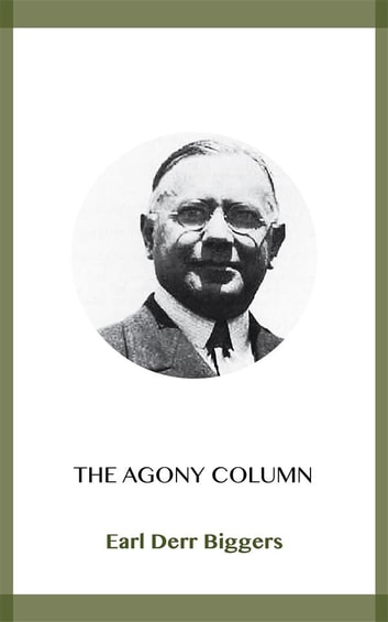 The Agony Column Ebook By Earl Derr Biggers 9788828380412