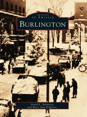 Burlington ebook by David E. Robinson,Mary Ann DiSpirito
