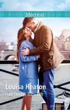 Their Double Baby Gift ebook by Louisa Heaton