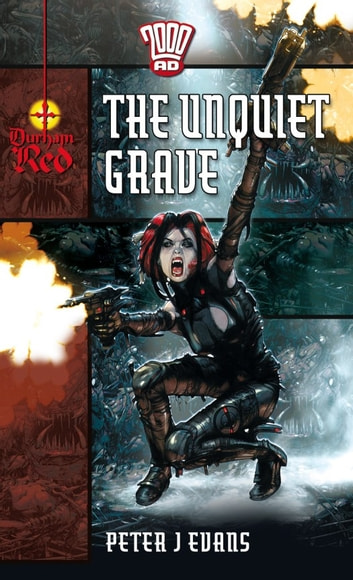 The Unquiet Grave ebook by Peter J. Evans