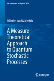 A Measure Theoretical Approach to Quantum Stochastic Processes ebook by Wilhelm von Waldenfels