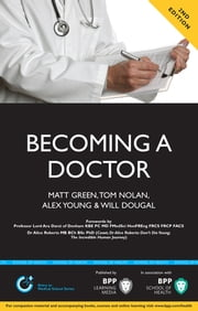 Becoming a Doctor ebook by Matt Green,Tom Nolan,Alexander Young
