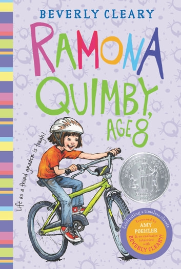 Ramona Quimby, Age 8 ebook by Beverly Cleary