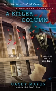 A Killer Column ebook by Casey Mayes