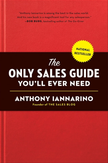 The only sales guide youll ever need ebook by anthony iannarino the only sales guide youll ever need ebook by anthony iannarino fandeluxe Images