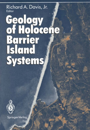Geology of Holocene Barrier Island Systems ebook by