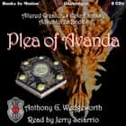 Plea of Avanda audiobook by Anthony G. Wedgeworth