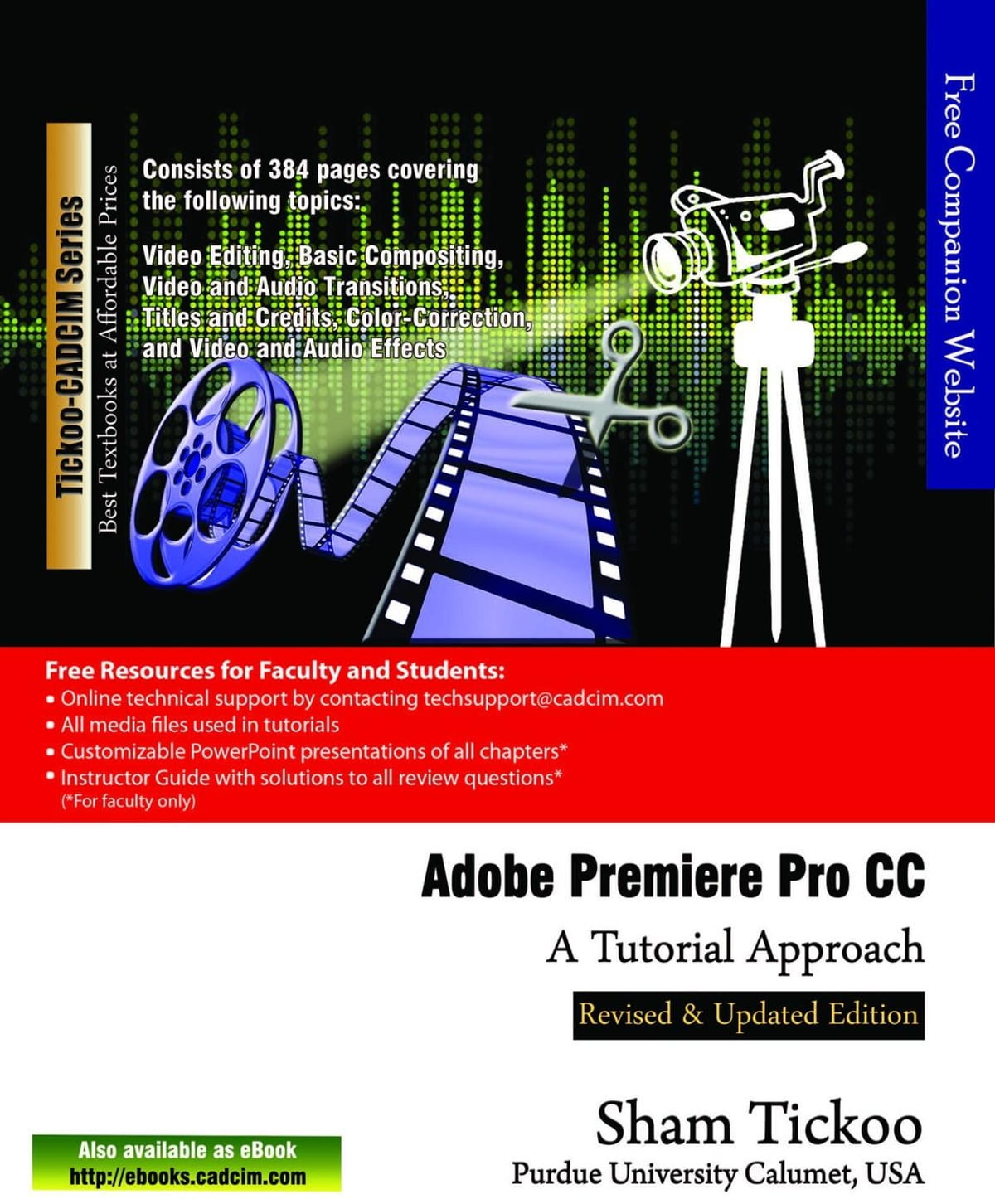 Adobe premiere pro cc a tutorial approach ebook by prof sham adobe premiere pro cc a tutorial approach ebook by prof sham tickoo 9781386744528 rakuten kobo baditri Choice Image