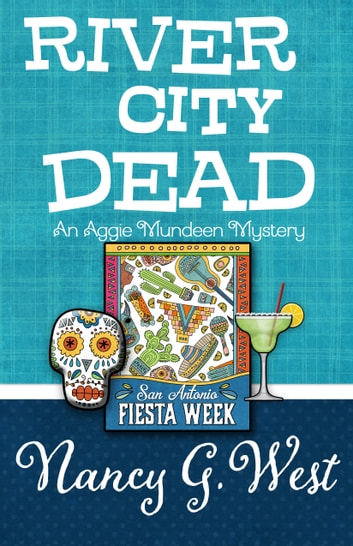 RIVER CITY DEAD ebook by Nancy G. West