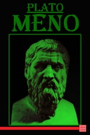Meno ebook by Plato