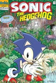 "Sonic the Hedgehog #38 ebook by Kent Taylor,Mike Kanterovich,Ken Penders,Manny Galan,Phil Sheehy,Jon D'Agostino,Patrick ""SPAZ"" Spaziante,Harvey Mercadoocasio"