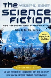 The Year's Best Science Fiction: Twenty-Second Annual Collection ebook by