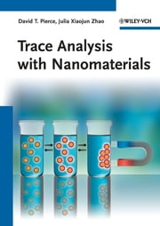 Trace Analysis with Nanomaterials ebook by