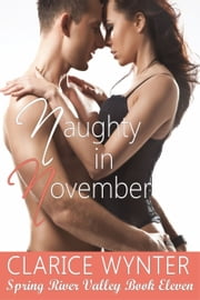 Naughty in November ebook by Clarice Wynter