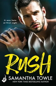 Rush ebook by Samantha Towle