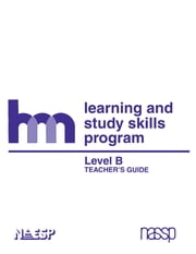 Level B: Teacher's Guide - hm Learning & Study Skills Program ebook by hm Group