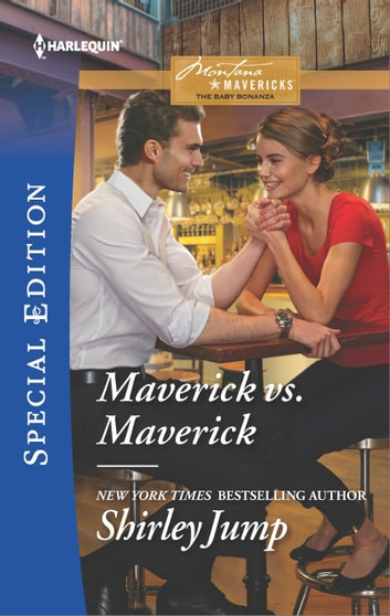 Maverick vs. Maverick ebook by Shirley Jump