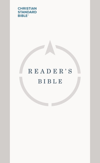 CSB Reader's Bible eBook by CSB Bibles by Holman