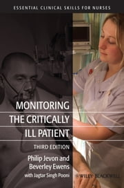Monitoring the Critically Ill Patient ebook by Philip Jevon,Beverley Ewens