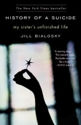 History of a Suicide - My Sister's Unfinished Life ebook by Jill Bialosky