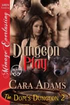 Dungeon Play ebook by Cara Adams