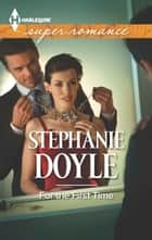 For the First Time ebook by Stephanie Doyle
