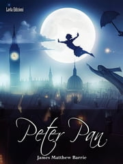 Peter Pan ebook by James Matthew Barrie,James Matthew Barrie