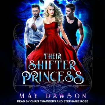 Their Shifter Princess audiobook by May Dawson